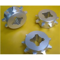 Mesh Belt Sprocket 1 Inch SQ-Machining PART