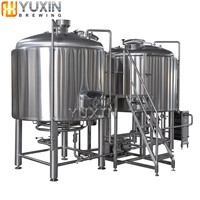 Professional Beer Brewing System 10bbl