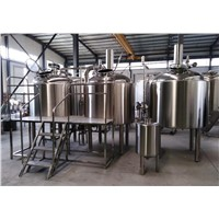 Micro Brewery Equipment 5bbl Beer Fermenting Vessel