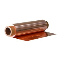 Rolled Copper Foil for Negative Current Collector of Li-Ion Battery