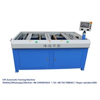 EPE Foam Automatic Framing Machine