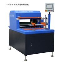 EPE Foam Successive Hot-Air Laminating Machine
