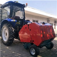 Hay & Straw Dry Grass Baler Machine