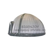 Lawn Event Outdoor Air Supported Big Bubble Inflatable Igloo Tent Party Dome Tent