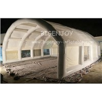 Large Inflatable Air Tent Building for Aircraft Hangar Air Car Shelter