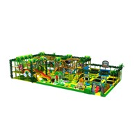 Newest Design of Indoor Playground Kids Indoor Soft Play