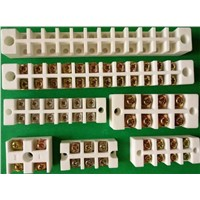 Ceramic Terminal Block Connector Electrical Ceramic Connector Ceramic Wire Connector Ceramic Connector
