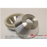 Vitrified Diamond Wheel for Pcd Tools Grinding 11A2 Shape
