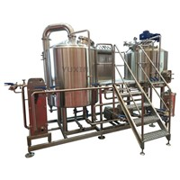 Micro Brewery Small Brewery 200l 500l for Sale