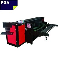 Corrugated Box Inkjet Printing Machine/Pizza Box Inkjet Digital Printer/Corrugated Sheet Printer 2500AF-6PH