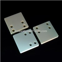 2019 Hot Sale Wear-Resistant High Precision 99% Alumina Ceramic Block for Space Industry