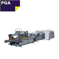 High Accuracy Corrugated Box Folder Stitcher Machine Corrugated Box Making Machine Stitcher