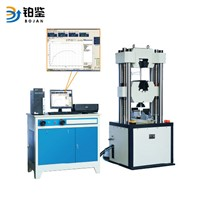 Hydraulic Universal Tensile & Compression Testing Machine Chinese Manufacturer