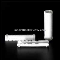 2019 Custom Heat Resistant Advanced Ceramic Bushing Alumina Tube for Electronic Cigarette