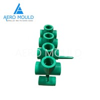 Made in China Factory Plastic Injection Moulding Drain Pipe Mould