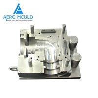 PPR Elbow Pipe Fitting Plastic Injection Mould