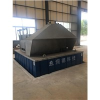 Gas Fired Immersion Heated Creamic Galvanizing Kettle Zinc