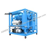 New-Tech High Quality Transformer Oil Purifier Machine, Insulating Oil Purification Process Equipment