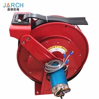 Spring Rewind Cable Reel Heavy Duty Cord Reel for Theatrical Lighting Bar Stage