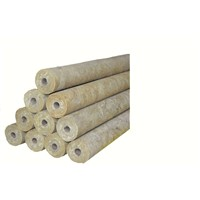 Best Natural Product Mineral Rock Wool Moisture Resistant for Kiln Insulation