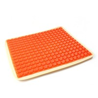 Collapsible Gel Pad for Seat Cushion
