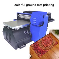 Colorful Ground Mat Printing Machine