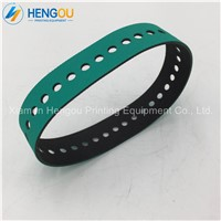 10 Pieces Offset M2.015.880 Belt, Offset CD102/XL105/XL75/SM102 Printing Machine Slow Down Suction Belt M2.015.880F