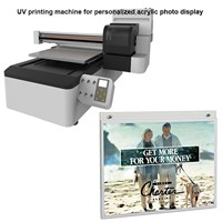 UV Printing Machine for Personalized Acrylic Photo Display