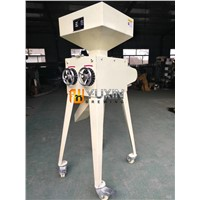 Double Roller Malt / Grain Milling Machine for Beer