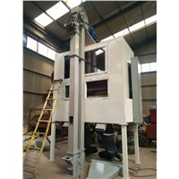 Double Drum Electrostatic Separation Power Distribution Cabinet Equipment