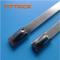 Tittrick Stainless Steel Cable Tie High Quality Zip Ties
