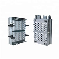 Plastic 32 Cavity Precision Professional Quality Pet Preform Mold Maker in China