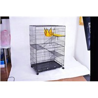 Rabbit, Cat & Other Small Animals Cages Series Iron Wire - C2909 (L91.5 * W59.7 * H128.3)