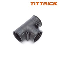 Tittrick High Quality Flexible Corrugated Tube Adaptor
