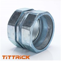 Tittrick High Quality Metal Flexible Conduit Adaptor
