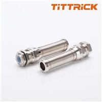 Tittrick Metal Flexible Conduit Cable Gland Wire Protection