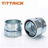 Tittrick Metal Flexible Conduit Adaptor Tube Connector