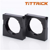 Tittrick PVC Flexible Conduit Fixing Bracket Black High Quality