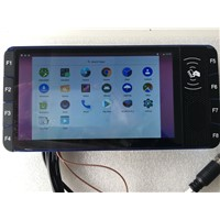 Taxi, Truck Android Mobile Data Terminal with GPS, RS232, Webcamera