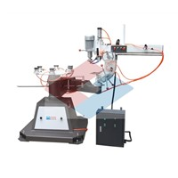 Glass Internal & External Edge Grinding Machine