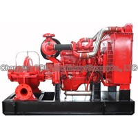 Fire Fighting Diesel Split Case Pump Set