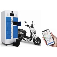 Electric Scooter Lithium Battery Speedy Swapping Cabinet Station