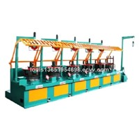 Overhead Take-off (OTO) Wire Drawing Machine