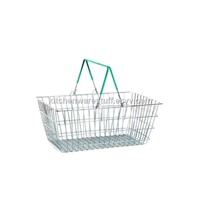 Stainless Steel Mini Wire Shopping Basket