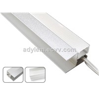 Back Wood Laminate LED Light Clip