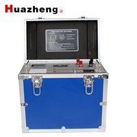 HZ-3120A Portable Transformer DC Winding Resistance Tester 20A