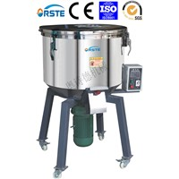 Plastic Storage Mixer Stainless Steel Hopper
