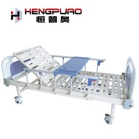 Medical Furniture Two Functions Disabled Hospital Bed with Factory Price