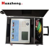 Automatic Variable Frequency Current Transformer Tester CT PT Analyzer