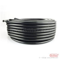 Liquid-Tight PVC Coated Squarelocked Galvanized Steel Electrical Flexible Conduit